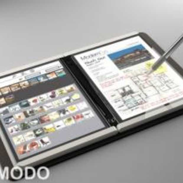 Courier: Microsoft's tablet?