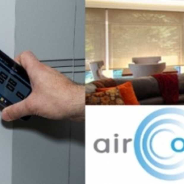 Crestron introduceert NFC airConnect