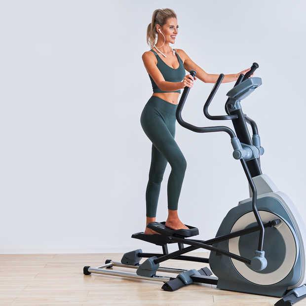 Blijf thuis fit met je eigen crosstrainer
