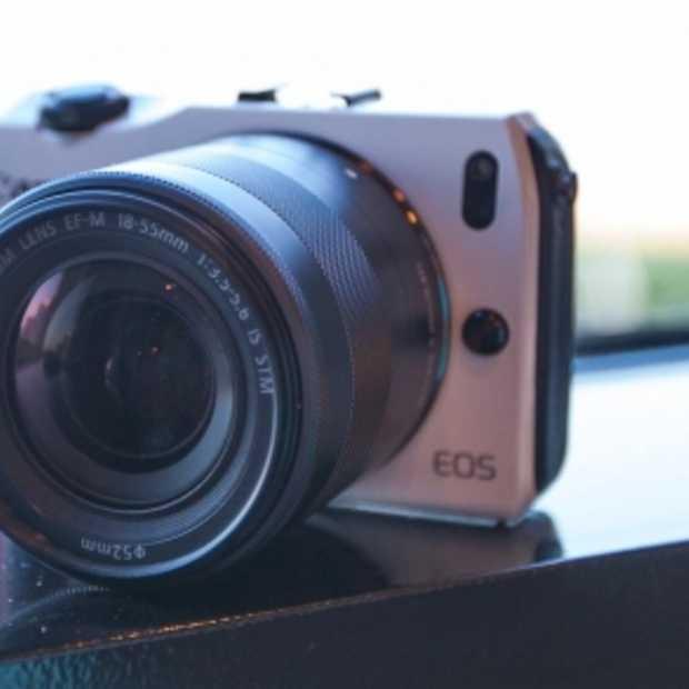 De Canon EOS-M een eerste indruk