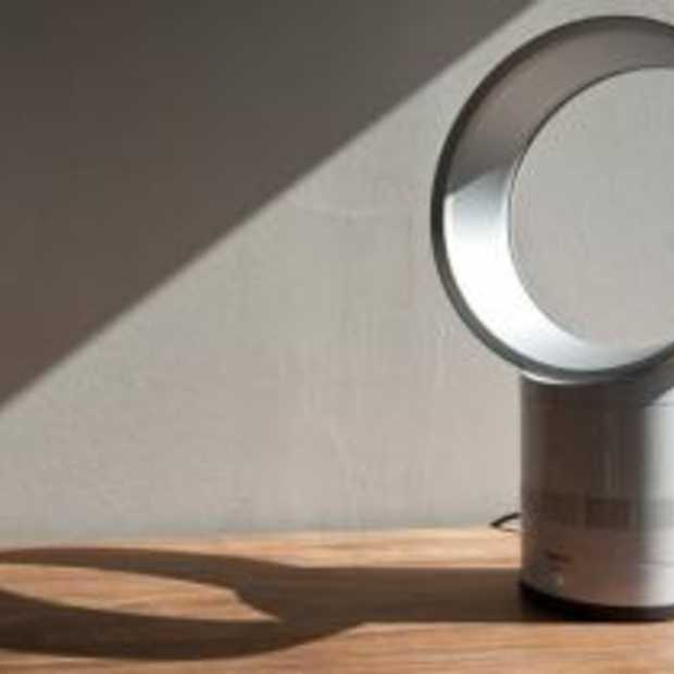 De Dyson Air Multiplier Ventilator zonder Bladen