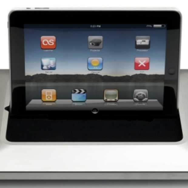 De iPad Pillow
