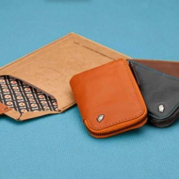 Ditch the man purse met Bellroy Wallets