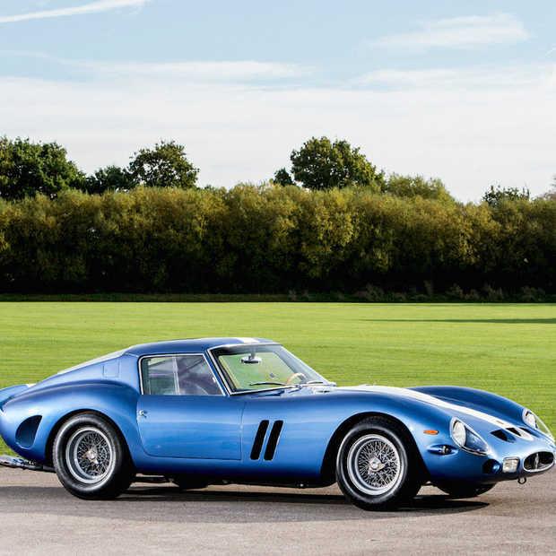 Wordt de Ferrari 250 GTO de duurste auto die ooit is verkocht?