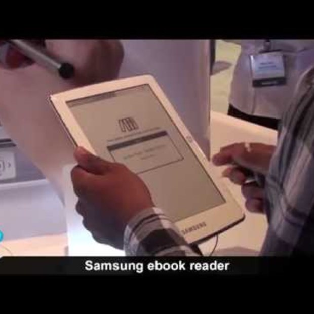 Ebook reader Samsung E6, E101 e E61