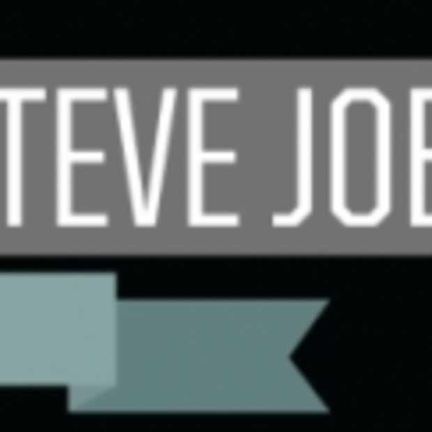 Een Ode aan Steve Jobs (Infographic)