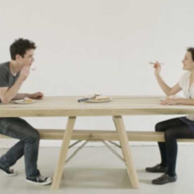 Een tafel voor twee