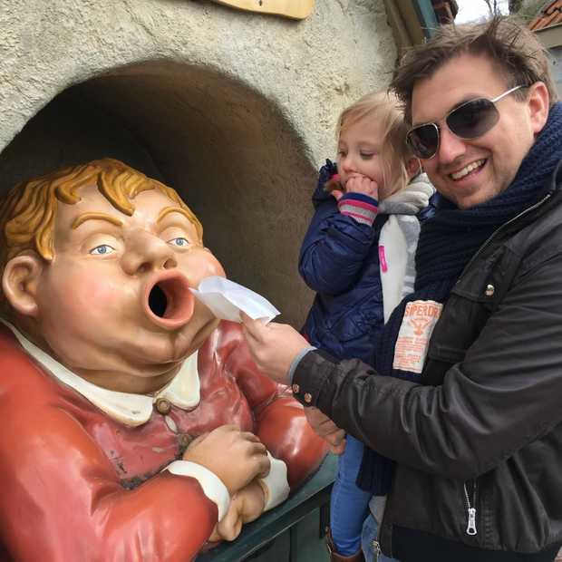 Een dagje quality time met je zoon of dochter!