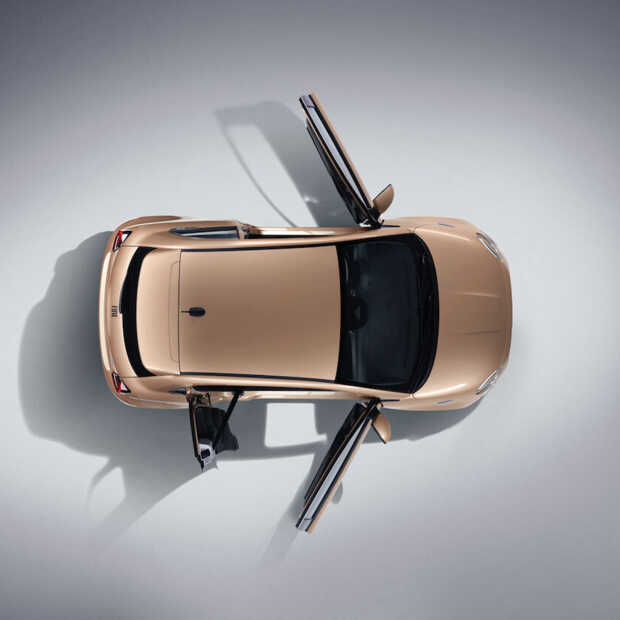 Nieuwe elektrische Fiat 500e verrast met 3+1 deur uitvoering