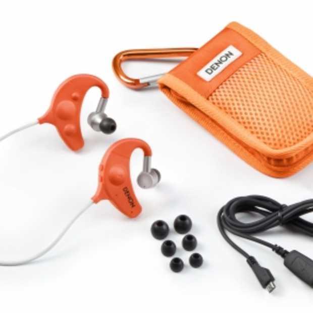 Exercise Freak hoofdtelefoons van Denon geven kleur aan je workout
