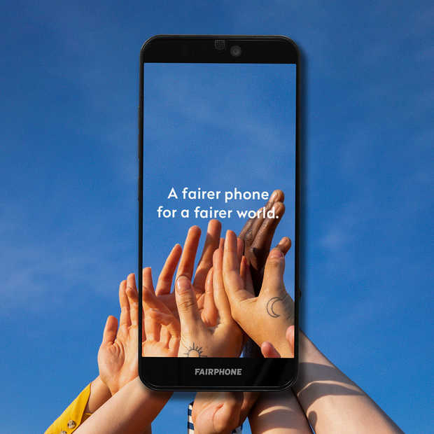 Fairphone introduceert Fairphone 3