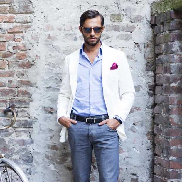 5 items die niet mogen ontbreken in een man zijn kledingkast