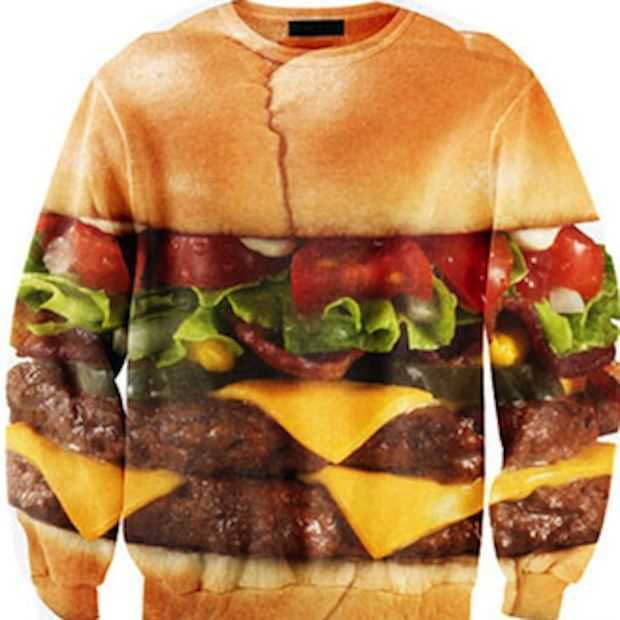 Zo fashionable kan fastfood zijn