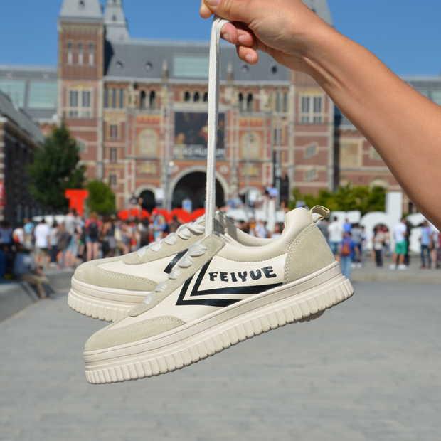 Feiyue Dafu, populaire sneakers uit China, nu ook in Nederland verkrijgbaar