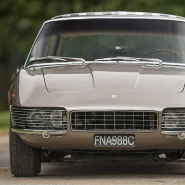 De 1965 Ferrari 330 GT 2+2 Shooting Brake: de vreemdste Ferrari ooit