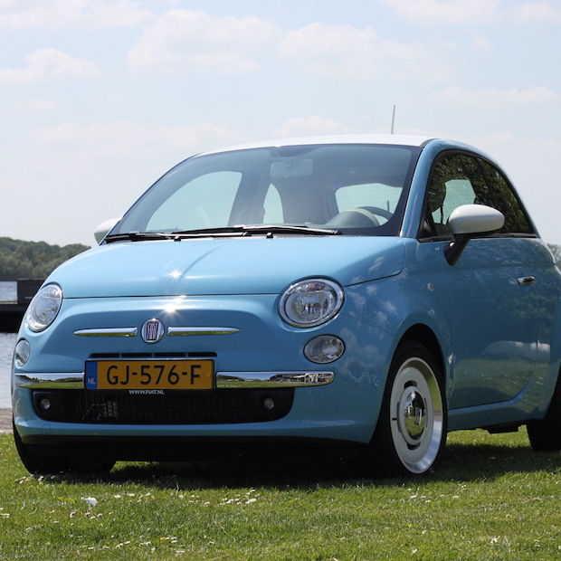 Ik heb mijn droomauto gevonden: Fiat 500 Vintage '57
