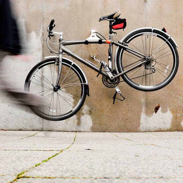 Met Cactus Tongue kun je iedere fiets makkelijk ophangen
