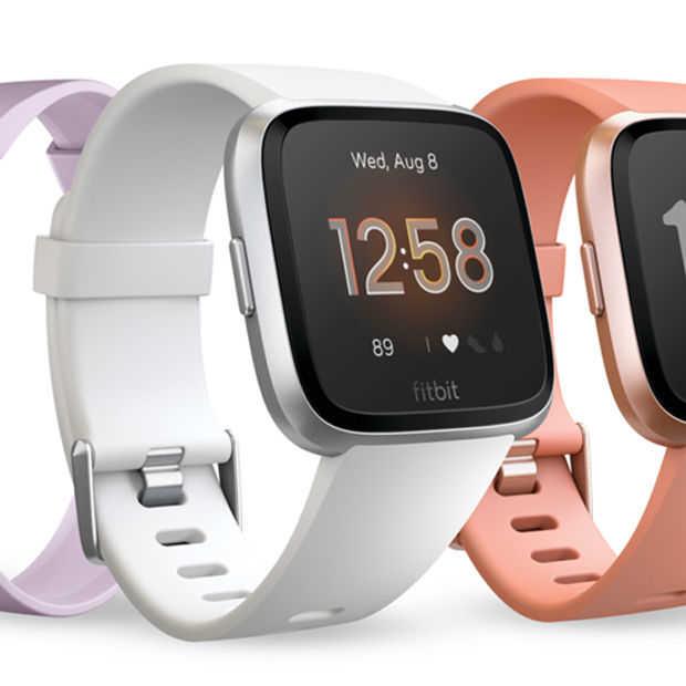Fitbit komt met vier nieuwe smartwatches