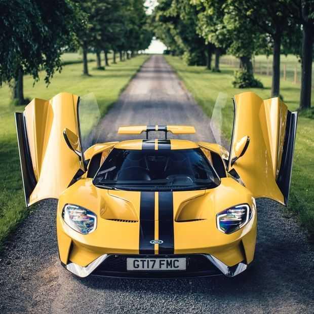 De Ford GT: ultieme raceauto voor de openbare weg
