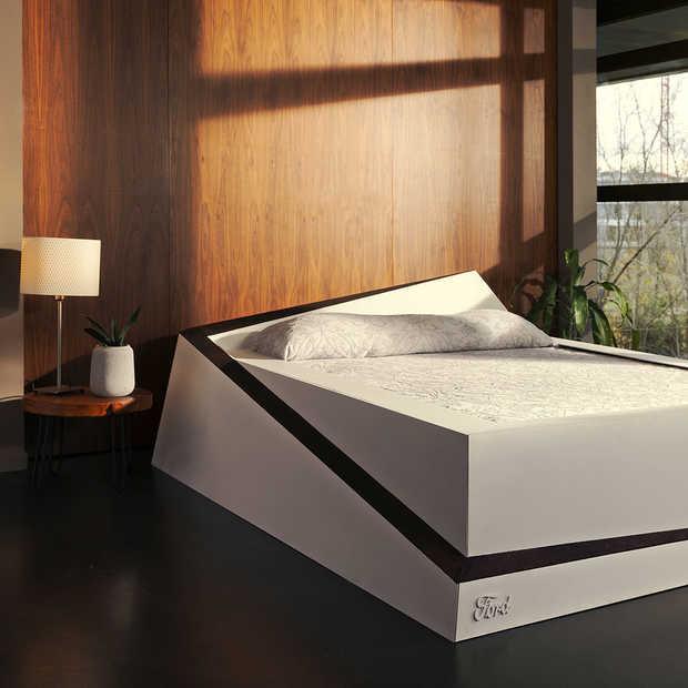 Lane assist in bed; zo blijf je op je eigen bedhelft