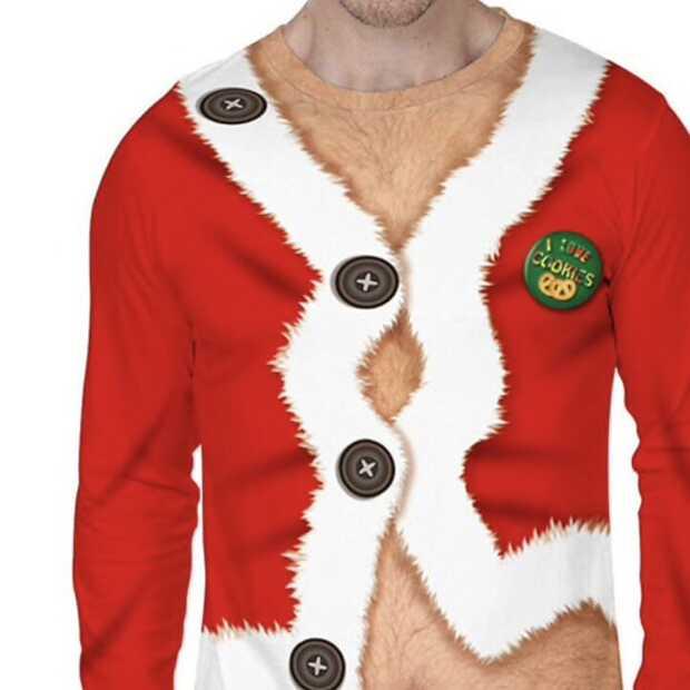 De 10 lelijkste foute kersttruien op AliExpress