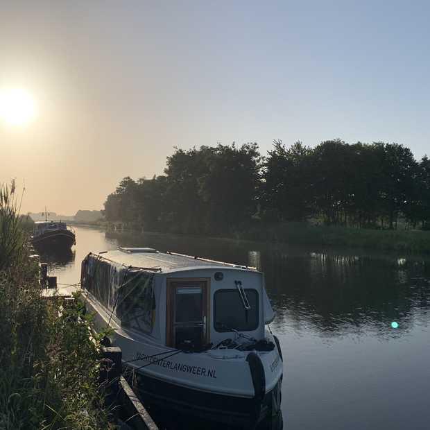 Een vaarvakantie door Zuidoost Friesland