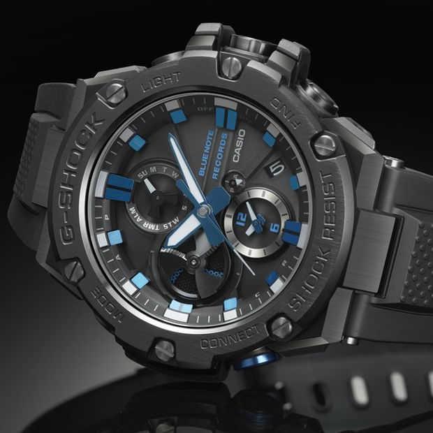 G-shock combineert muziek en design in nieuw horloge