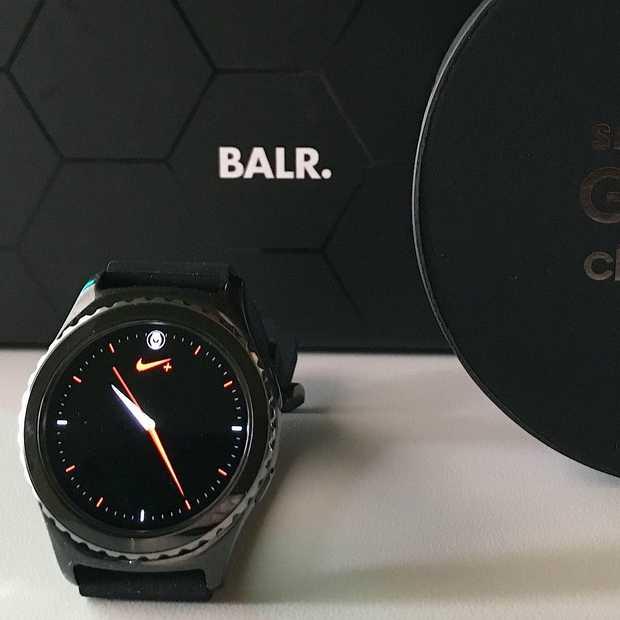 Samsung Gear S2 - de BALR. edition