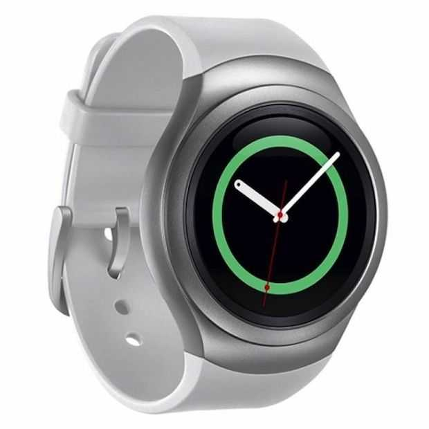 Gear S2 is de eerste ronde Samsung smartwatch