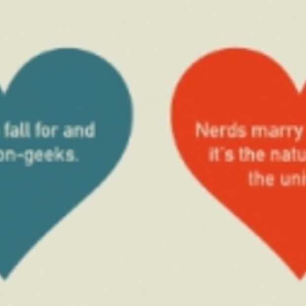 Geeks vs Nerds [infographic]