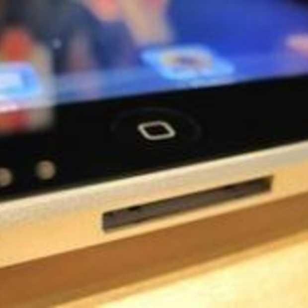 Geen verschil in leveringstijd iPad