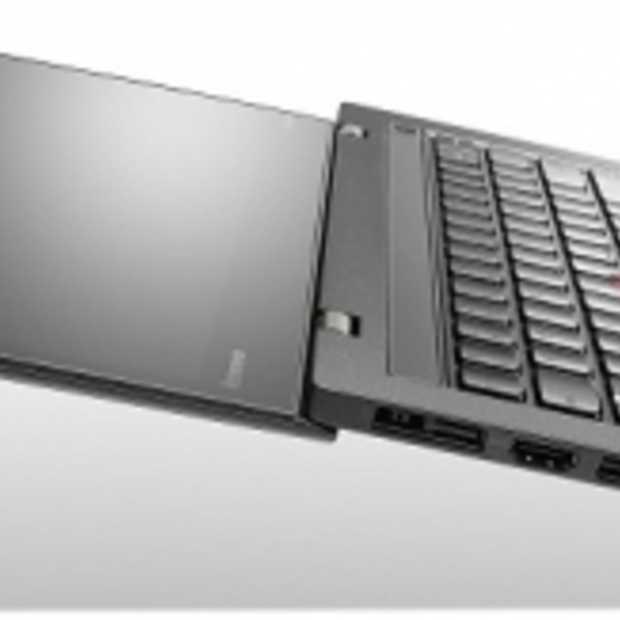 Gezien bij CES 2014: de nieuwe ThinkPad X1 Carbon Touch