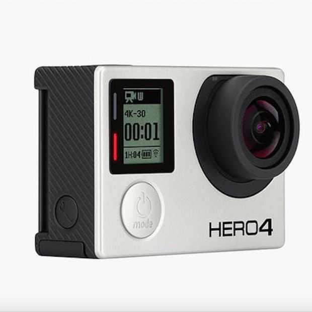 Binnenkort kun je ook slowmotion filmen met je GoPro