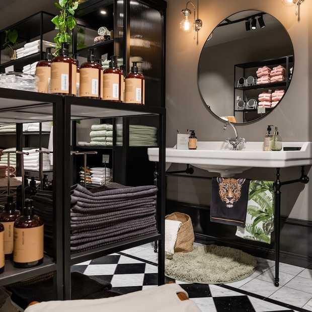 H&M HOME heeft concept store geopend in Amsterdam