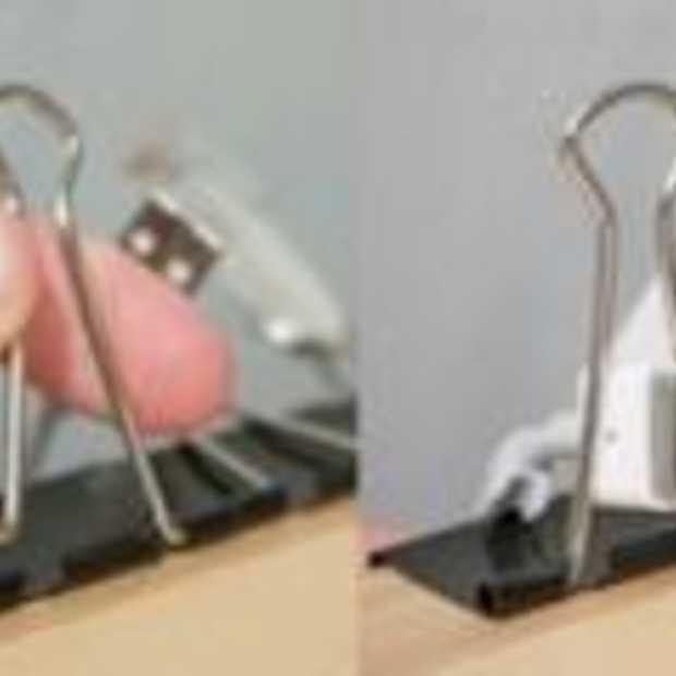 Handige USB kabelorganiser