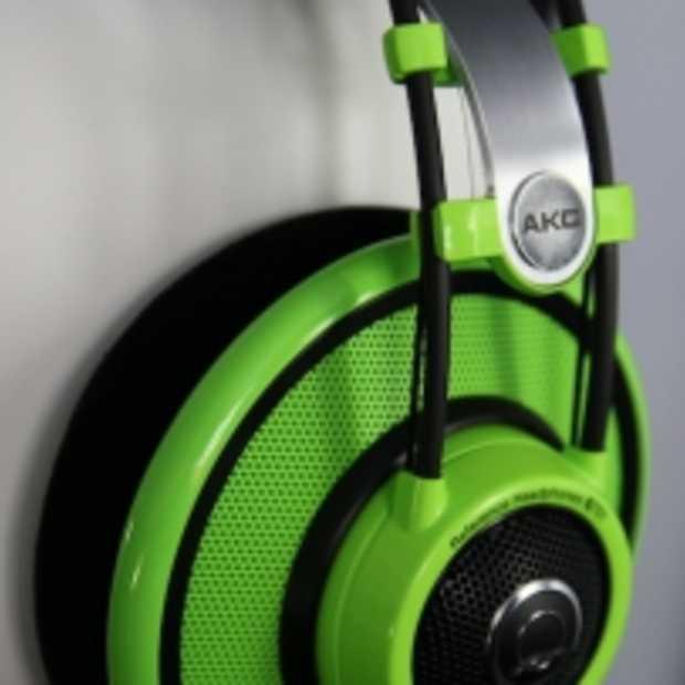 Hands-on AKG headphones by Quincy Jones