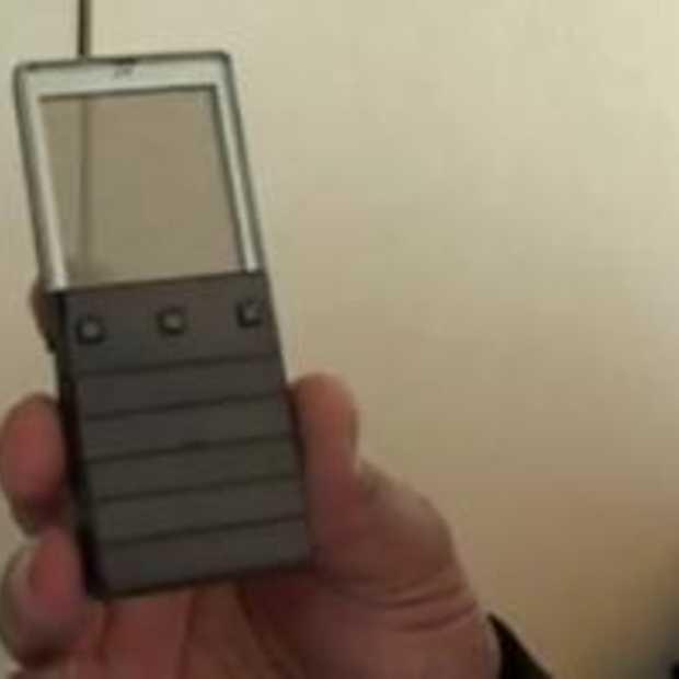 Hands on met de Sony Ericsson Xperia Pureness