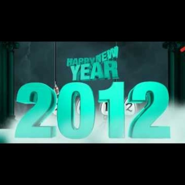 HAPPY NEW YEAR 2012 in Kolaveri Di style #FUN