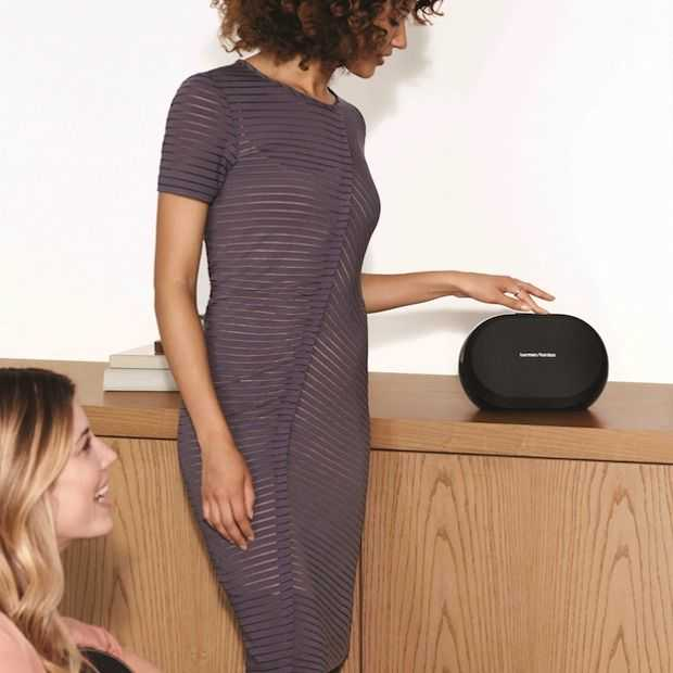 Harman Kardon Wireless HD Audio systeem: Omni 10, Omni 20 en Adapt