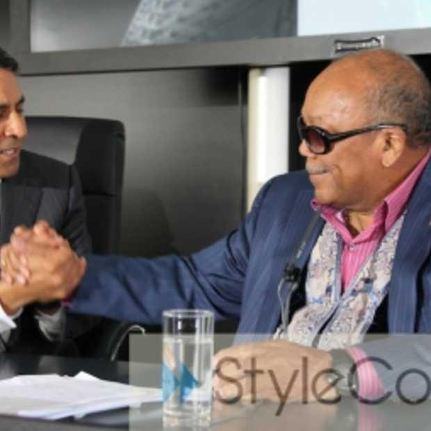 Harman lanceert hoofdtelefoons met Quincy Jones Signatures