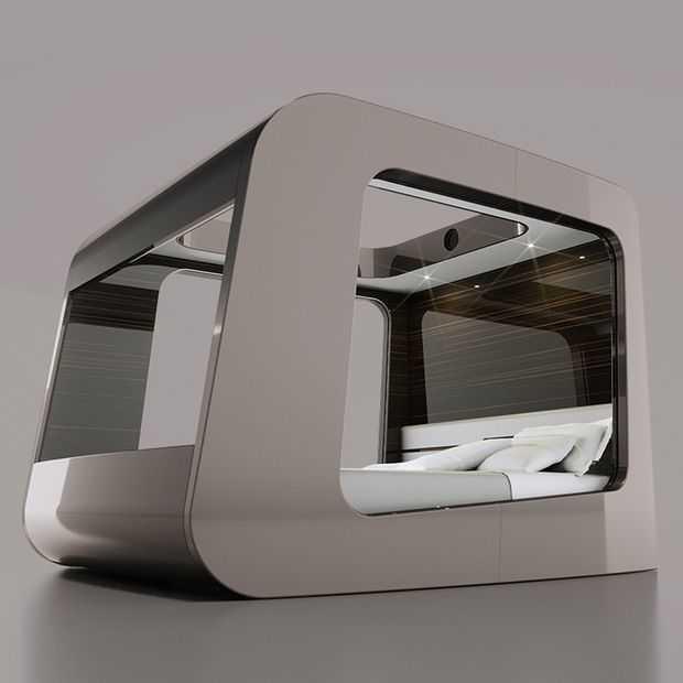 Het HiCan bed is slim, mooi en luxe, maar is dat 30.000 waard?