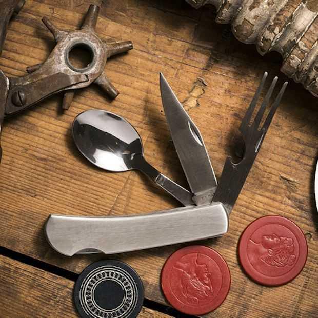 Hobo eat kit: tool voor de echte outdoor freaks!