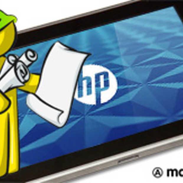 HP Slate update (re-update)