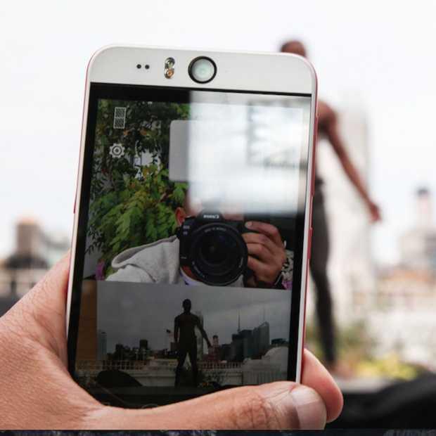 De leukste functies van de HTC Desire EYE
