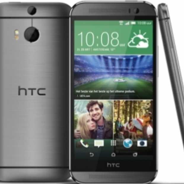 HTC lanceert de stijlvolle One (M8)