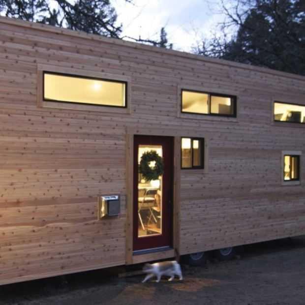 Dit stel bouwden voor slechts 22.000 dollar hun droomhuis!