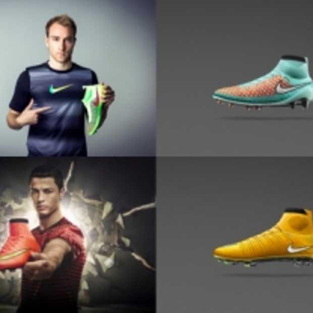Ieder type speler zijn eigen Nike-schoen