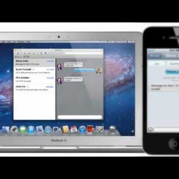 iMessage for Mac OS X Lion