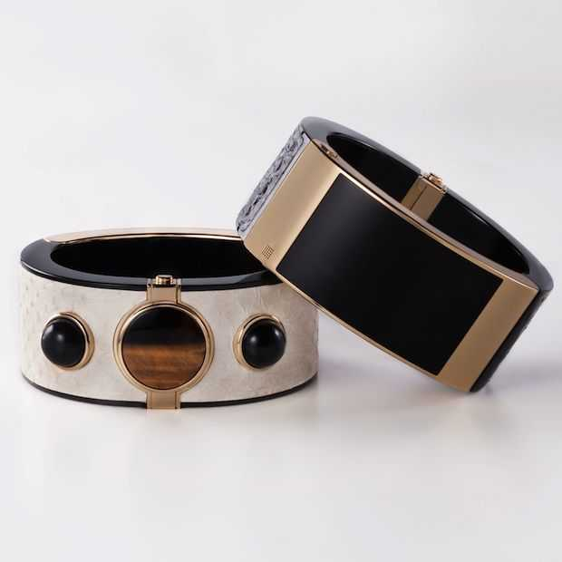 Intel ontwerpt fashionable smart bracelet