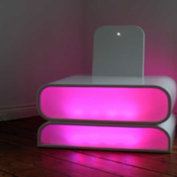 Interactieve Mood Chair